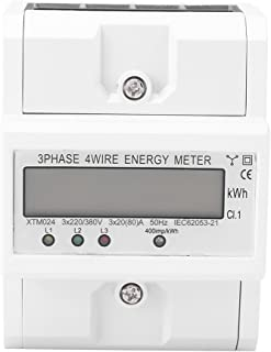 Best 3 phase 4 wire energy meter Reviews