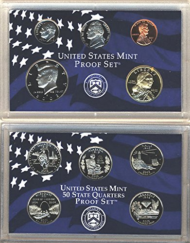 2003 Mint Proof Set PR-01