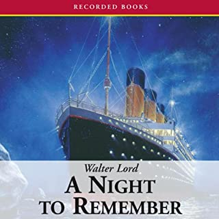 A Night to Remember  cover art