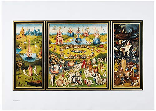 Museo del Prado \Triptico del Jardin de las delicias\