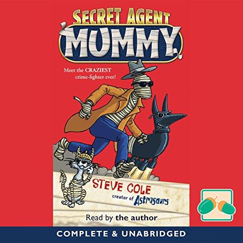 Couverture de Secret Agent Mummy
