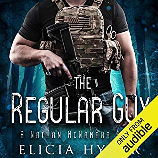 The Regular Guy: A Nathan McNamara Story cover art