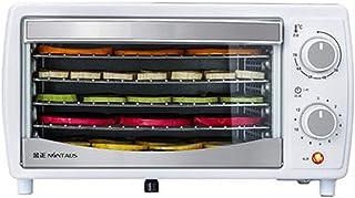 Séchoir pour aliments 10L à température réglable de 38 à 78 ° C et séchoir pour fruits frais et séchés Commande de bouton ...