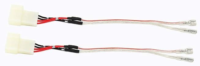 ghdonat.com DUNTUO 4 PCS Speaker Harness Wire Adapters Set ...