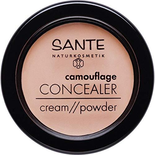 Camouflage Concealer -: Camouflage Concealer 02 Sand