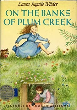 Hardcover On the Banks of Plum Creek Book