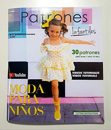 Schnittmuster f/ür Frauen patronesmujer Magazine Moda Woman n/º1 29 Schnittmuster Gr/öBen von 36 bis 52.