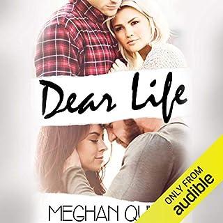 Dear Life audiobook cover art
