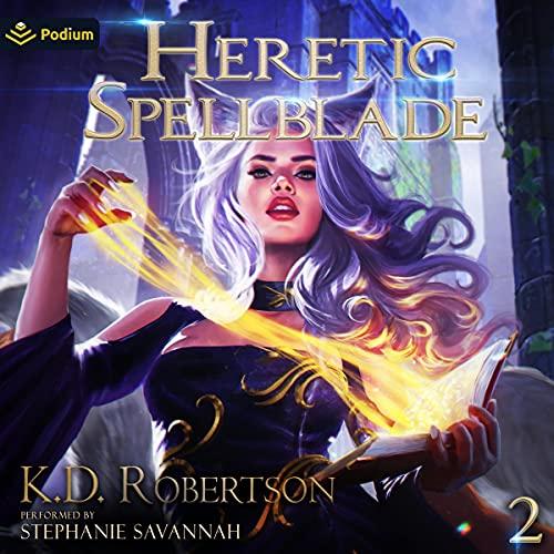 Heretic Spellblade 2 cover art