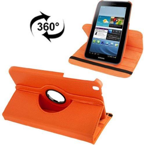 Custodia ROTABILE ARANCIONE Apple iPad Pro + PELLICOLA + pennino firmata Digital Bay