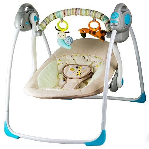 LABT Elektrische Babyschaukel