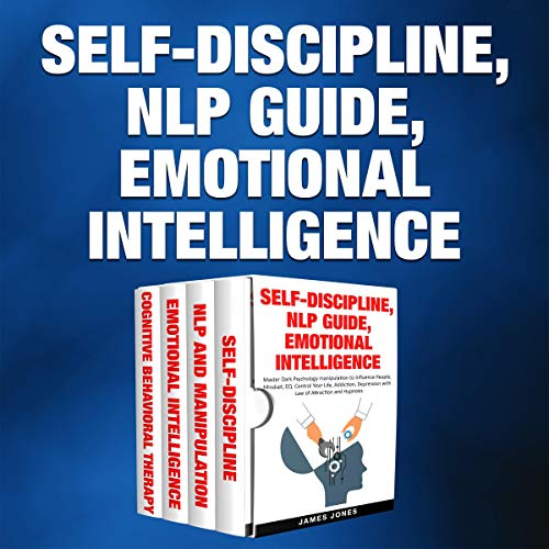 Self-Discipline, NLP Guide, Emotional Intelligence cover art