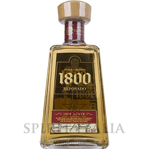 1800 Tequila José Cuervo Reposado 100% Agave 38,00% 0.7 l.