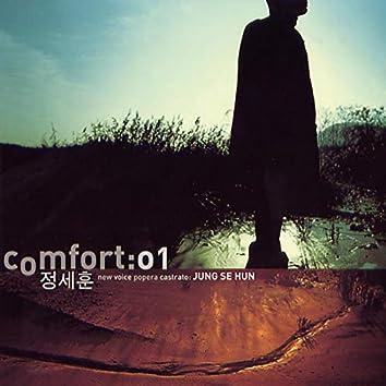 Comfort: 01 (New Voice Popera Castrato: Jung Se Hun)