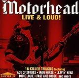 Live & Loud! von Motörhead
