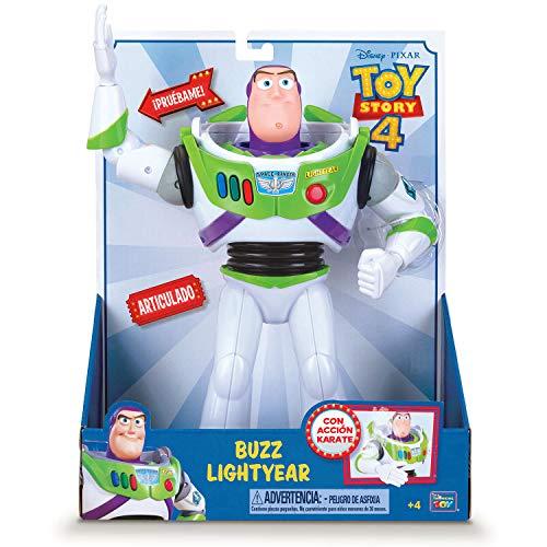 Toy Story - Collezione Buzz Lightyear, Azione Karate (Bizak 61234068)