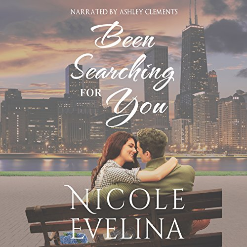 Been Searching for You audiobook cover art