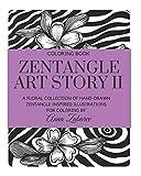 Zentangle Art Story II