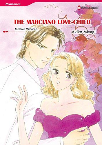 The Marciano Love-Child: Harlequin comics (English Edition)