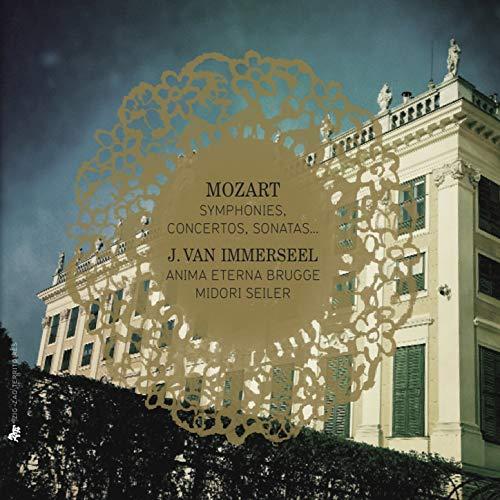 Concerto No. 3 for Violin in G Major, K. 216: III. Rondo (Allegro) [Cadenza Composed by Midori Seiler]