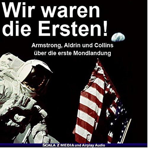 Die ersten auf dem Mond Titelbild