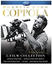 Francis Ford Coppola: 5-Film Collection (Apocalypse Now/Apocalypse Now Redux/One From the Heart/Tetro/The Conversation)