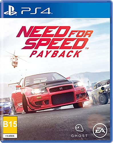 Need For Speed: Payback - Standard Edition - PlayStation 4