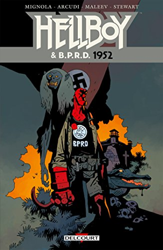 Hellboy and BPRD T01: 1952