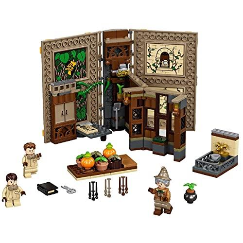 Juegos Lego de construcción – Hogwartos: El curso de botánico – 76384