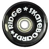 Ridge Skateboard 55 cm Mini Cruiser Retro Stil in M Rollen Komplett U Fertig Montiert - 2