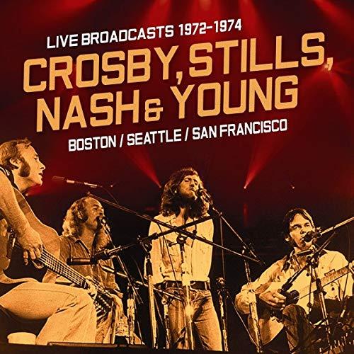 Live Broadcasts 1972-1976
