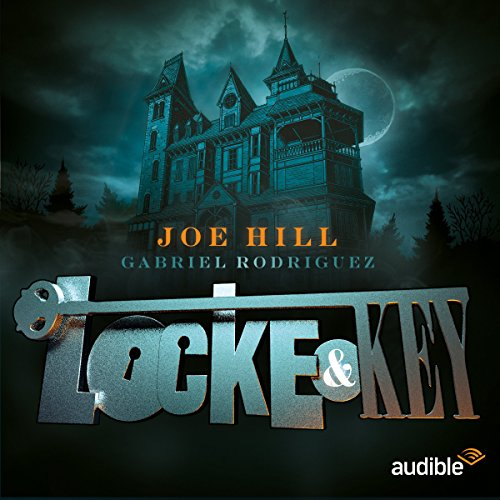 Locke & Key cover art