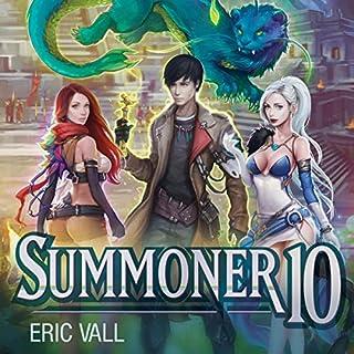 Summoner 10 cover art