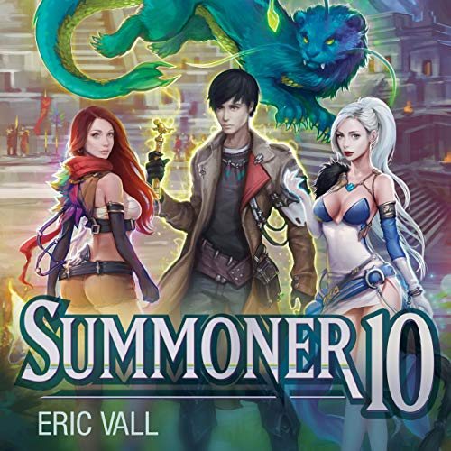 Summoner 10 cover art