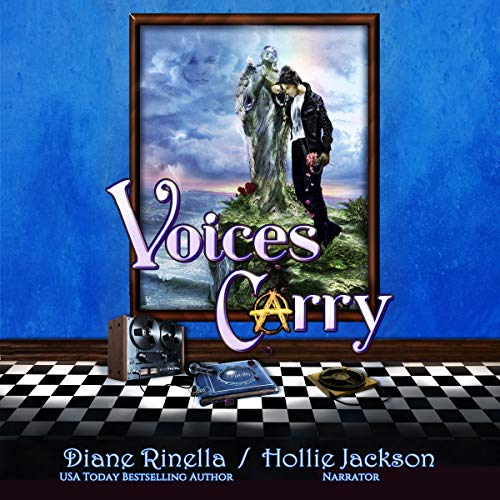 Voices Carry Audiobook By Diane Rinella cover art