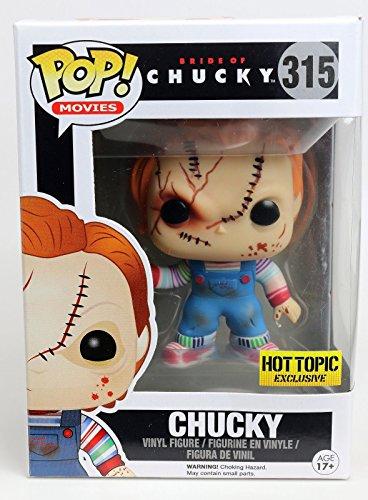 Funko 599386031 - Figura Chucky con Cicatrices