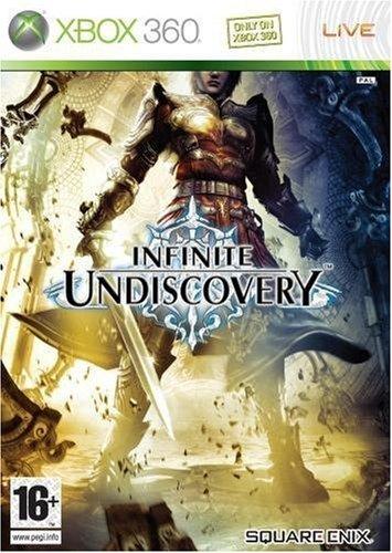 Infinite Undiscovery (Spiel Englisch Verpackung Italienisch)