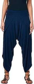 Women's Casual Summer Boho Harem Jogger Pants Gaucho Culottes Made in USA