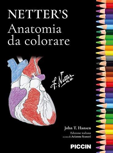 Netter's. Anatomia da colorare