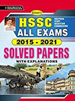 kiran HSSC All Exams 2015 2021 Solved Paper with Explanations(English Medium)(3269)