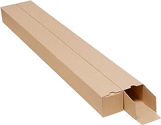 ボックスバンク 紙管 紙筒 ポスター カレンダー 収納 ダンボール箱 B1用 100枚セット MA07-0100
