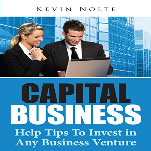 Capital Business audiobook cover art