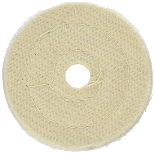 Vermont American 17541 3-Inch Muslin Polishing Buffs