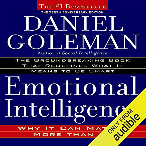 Emotional Intelligence, 10th Edition cover art