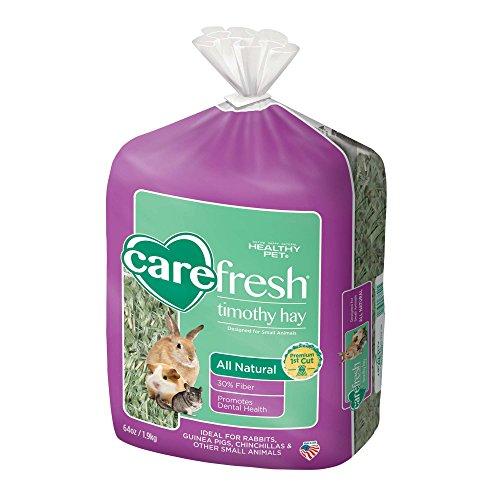 Carefresh Timothy Hay Pet Diet