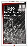 Le Dernier Jour d'un condamné - Flammarion - 21/02/2007