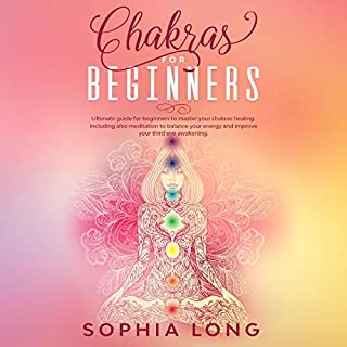 Chakras for Beginners cover art