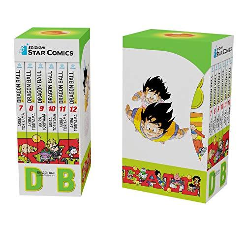 Dragon Ball. Evergreen edition. Collection (Vol. 7-12)