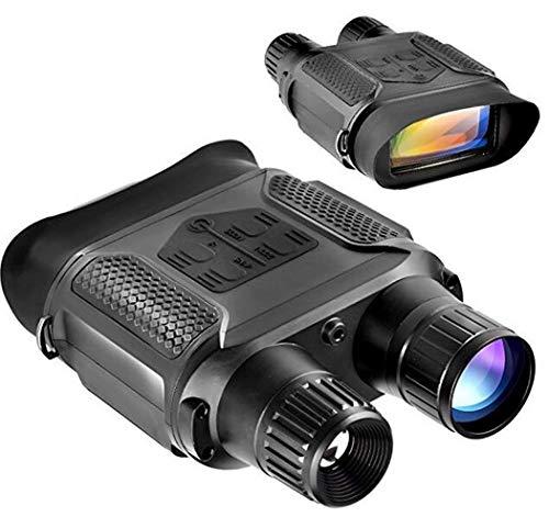 HGERFXC Binoculares de visión Nocturna Telescopios binoculares de visión Nocturna, visión Nocturna infrarroja Digital...