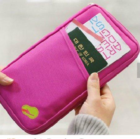 Portadocumentos Pasaporte  marca MONZO